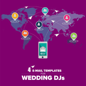 3d5755748915 E-mail Templates for first contact (4) for Wedding DJ s - ENGLISH -  (PDF+WORD)